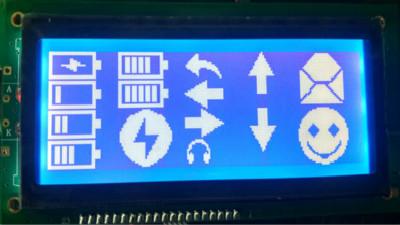 UART口液晶模块